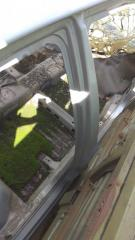 Запчасть стойка средняя кузова. правая CHEVROLET LANOS 2005-2009