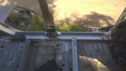 Запчасть силовой порог. левый ГАЗ 31105 2010