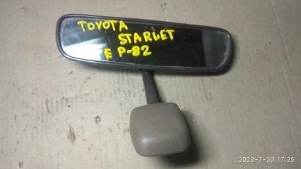 Запчасть зеркало салона TOYOTA STARLET 1990