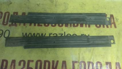 Запчасть накладка на порог задняя ЛАДА 21099 2004