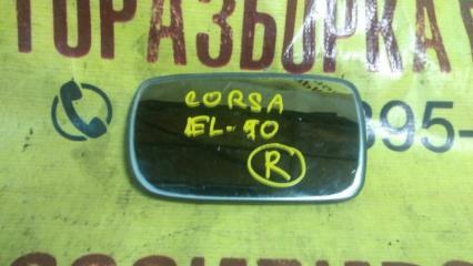 Запчасть зеркало боковое правое TOYOTA CORSA 1994