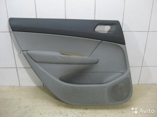 Обшивка двери задняя левая Peugeot 308 2008