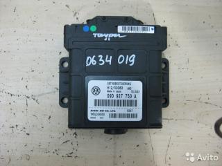 Блок управления АКПП VW Touareg 2003