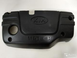 Крышка двигателя декоративная Kia Rio 2003