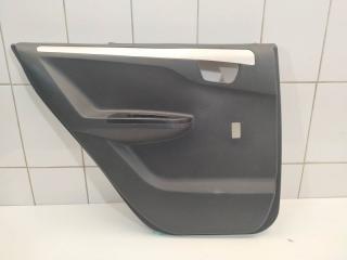 Запчасть обшивка двери задняя левая FAW V5 2013