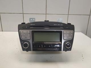 Запчасть магнитола Hyundai IX35 2010