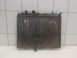 Радиатор основной Peugeot 408 2015