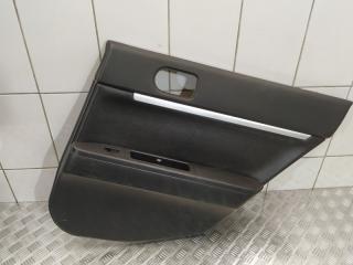 Обшивка двери задняя правая Mitsubishi Galant 2006