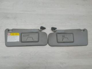 Козырьки солнцезащитные Mitsubishi Outlander 2007