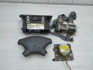 Комплект безопасности Mitsubishi Galant 2001