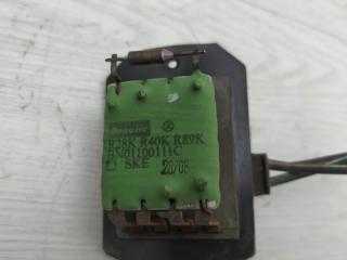 Запчасть резистор печки Chery Tiggo 2010