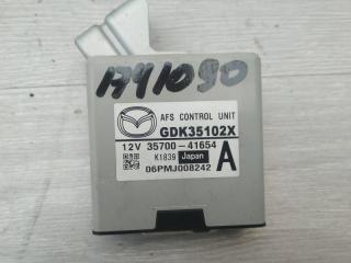 Блок управления светом Mazda 6 2010