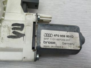 Моторчик стеклоподъемника передний левый Audi A6 2005