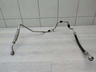 Трубка кондиционера толстая VW Passat 2006
