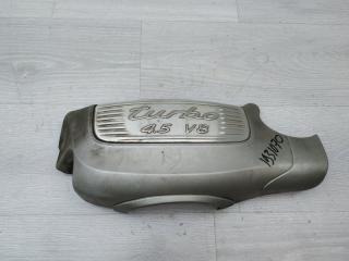Крышка двигателя декоративная Porsche Cayenne 2005