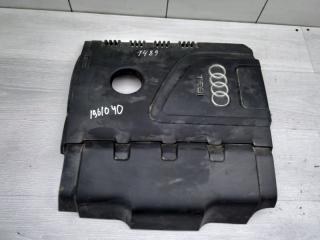 Крышка двигателя декоративная Audi A4 2010