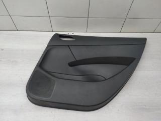 Обшивка двери задняя правая Peugeot 308 2010