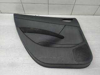 Обшивка двери задняя левая Peugeot 308 2010
