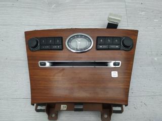 Блок управления магнитолой Infiniti M35x 2006