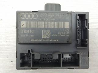 Блок комфорта двери Audi A6 2005