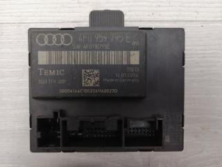 Блок комфорта двери Audi A6 2006