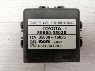 Блок управления светом Toyota Avensis 2007