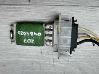 Резистор печки Peugeot 207 2007