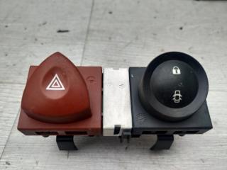 Запчасть блок кнопок Renault Megane 2004