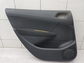 Обшивка двери задняя левая Peugeot 308 2012