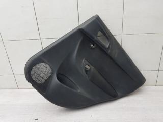 Обшивка двери задняя правая Citroen C3 2010