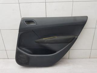 Обшивка двери задняя правая Peugeot 308 2012