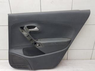 Обшивка двери задняя правая VW Polo Sedan 2013