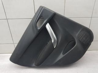 Обшивка двери задняя левая Citroen C3 2010