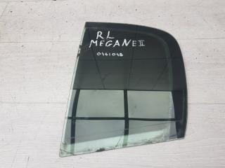 Запчасть форточка задняя левая Renault Megane 2004