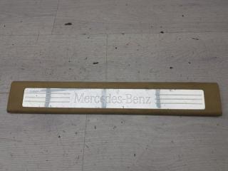 Накладка порога задняя правая Mercedes ML