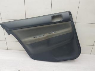 Обшивка двери задняя левая Mitsubishi Lancer 2004