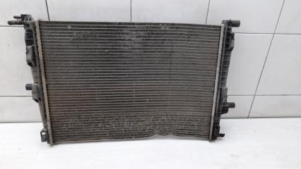Радиатор основной Renault Megane 2012
