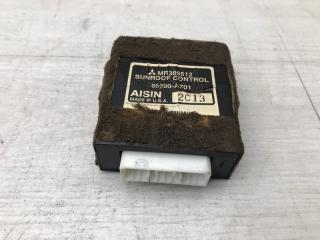 Блок управления люком Mitsubishi Galant 2002