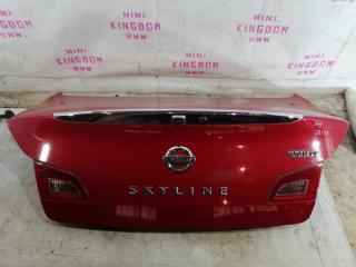 Запчасть крышка багажника задняя Infiniti G35