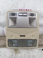 Запчасть плафон освещения передний jaguar XF 2011