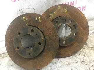 Запчасть тормозной диск передний Mazda 3 2003-2010