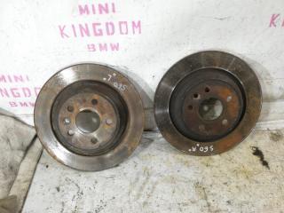 Запчасть тормозной диск задний Volvo S60 2011
