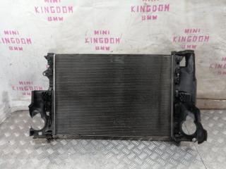Запчасть радиатор двигателя Volvo V70 2008