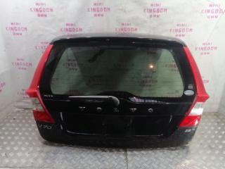 Запчасть крышка багажника задняя Volvo V70 2008