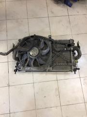 Запчасть кассета радиатора Opel Astra