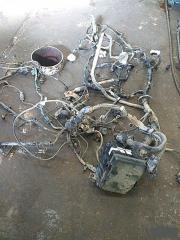 Запчасть проводка двигателя подкапотная Kia Optima