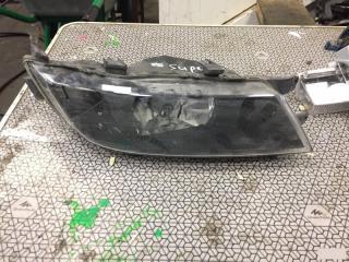 Запчасть фара противотуманная передняя левая Skoda Superb
