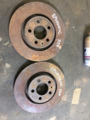 Запчасть тормозной диск передний Brilliance H530