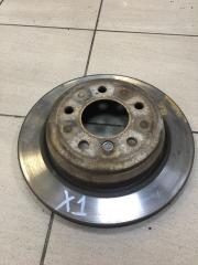 Запчасть тормозной диск задний BMW X1 2015