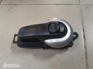 Запчасть ручка двери внутренняя задняя левая Nissan Tiida 2008